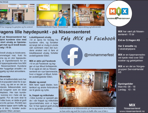 MIX i Hammerfestingen uke 39