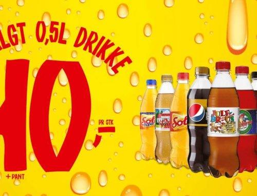 Drikkebonanza på Mix