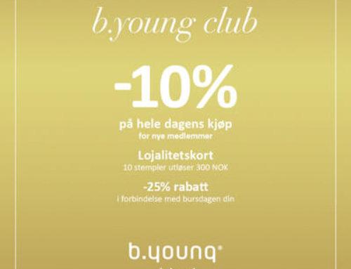 B.young kundeklubb